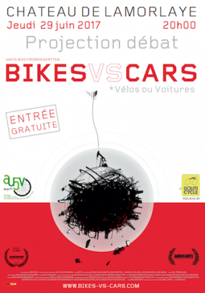 Bikes vs Cars Lamorlaye